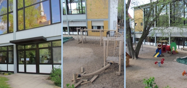 Evangelischer kindergarten for Evangelischer kindergarten