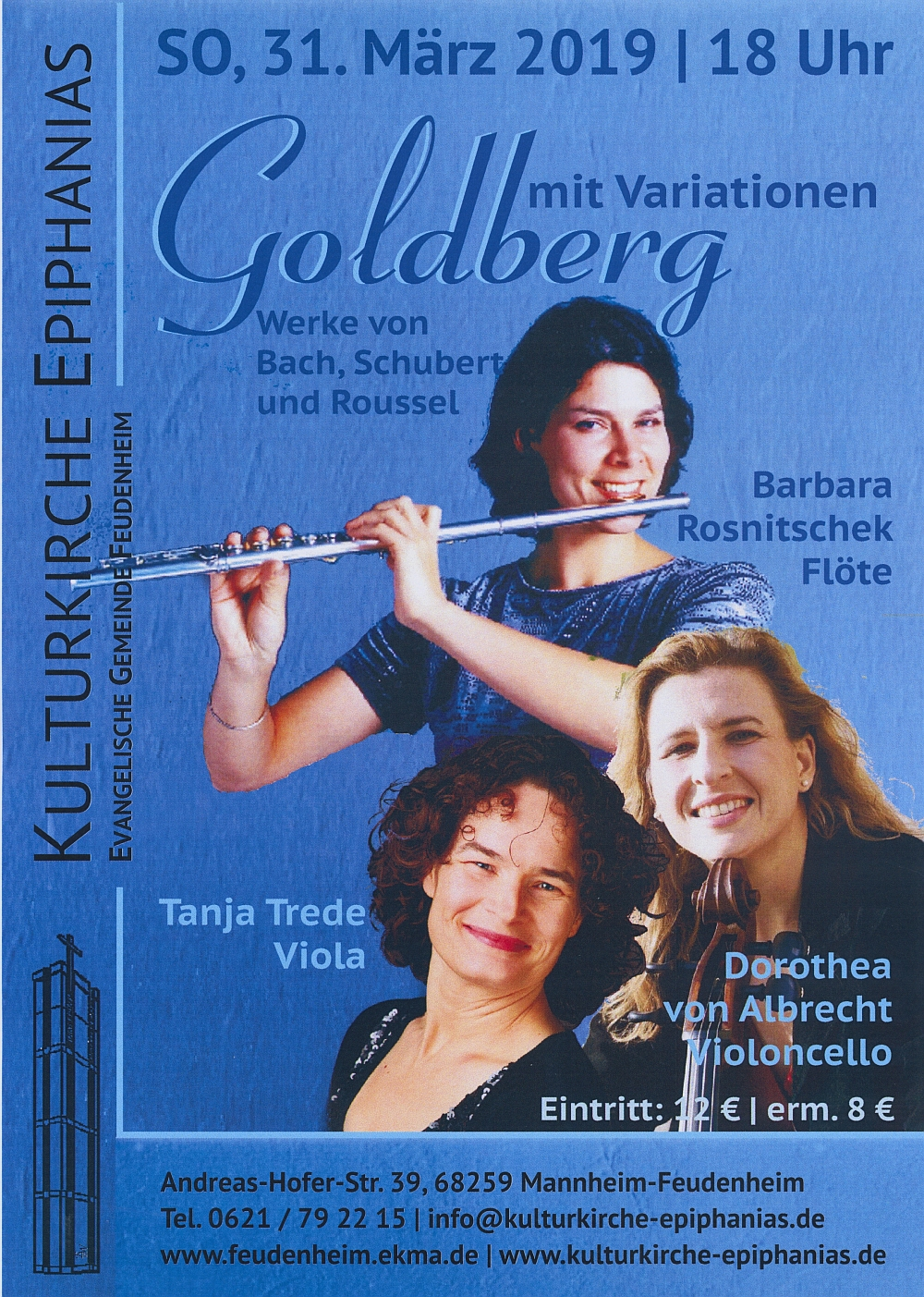 Goldberg mit Variationen